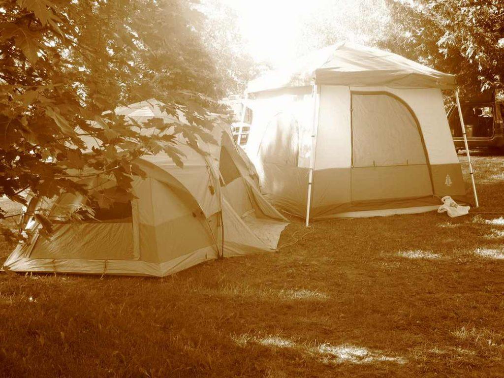 Camping ouvert toute l'année