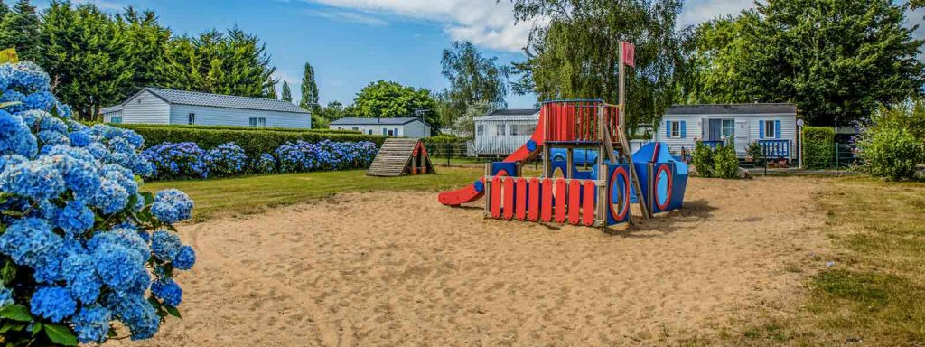 camping chateau gontier
